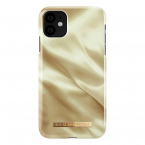 iDeal Fashion Case iPhone 11/XR, Honey Satin