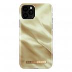 iDeal Fashion Case iPhone 11 Pro/X/XS, Honey Satin