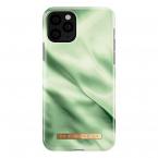 iDeal Fashion Case iPhone 11 Pro, Pistachio Satin