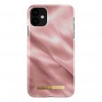 iDeal Fashion Case iPhone 11/XR, Rose Satin