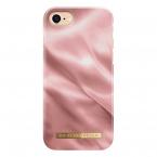 iDeal Fashion Case iPhone 8/7/6/6S, Rose Satin