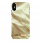 iDeal Fashion Case iPhone X/XS, Honey Satin