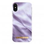 iDeal Fashion Case iPhone X/XS, Lavender Satin