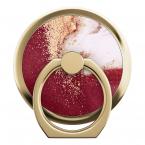 iDeal Magnetic Ring mount, Golden Burgundy