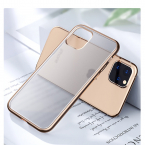 Joyroom TPU-skal, iPhone 11, transparent guld
