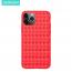 Joyroom Weaving Woven skal, iPhone 11 Pro, röd