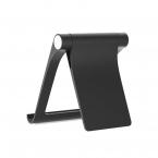 Justerbart mobilställ, svart