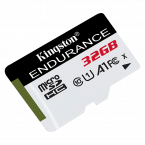 Kingston microSDHC Endurance 95R/30W UHS-I, 32GB