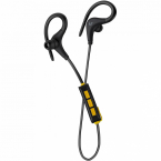 Kitsound hörlur race svart in-ear trådlös mic, demoex