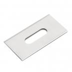 Knivblad för Husqvarna Automower Swing, 90-pack, silver