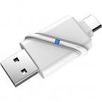 Kortläsare USB-A, USB-C till Micro SD, USB 3.1
