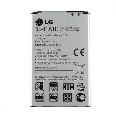 LG batteri Optimus F60, D390N, D392 ‑ Original
