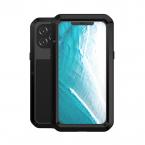 LOVE MEI Stryktåligt skyddsskal till iPhone 12 Pro Max