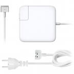 Laddare till MacBook 60W Magsafe 2 (T-kontakt) + strömsladd