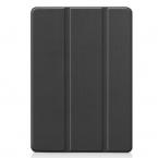Läderfodral med ställ, iPad 10.2 (2019-2020), svart