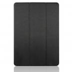 Läderfodral med ställ till iPad Air 2, svart