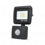Strålkastare SMD PROXIM med PIR, LED, 10W, 6000K
