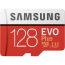Samsung EVO Plus microSDXC 100MB/s med SD-adapter, 128GB 0