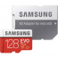 Samsung EVO Plus microSDXC 100MB/s med SD-adapter, 128GB 2