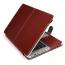 """Fodral för MacBook Pro 13"""" (2016‑2017) A1706/1708, brun"""