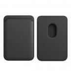 Magsafe magnetisk korthållare till iPhone 12 Mini/Pro/Max, svart
