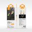 McDodo CA‑390 Lightning‑kabel Auto Disconnect, LED, 1.2m, guld