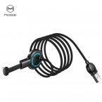 McDodo CA-5951 Gamingkabel, lightning, 2.4A, 1.8m