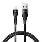 Mcdodo CA-6352 Lightning kabel, 1.8m, svart