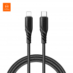 McDodo CA-8460 USB-C till Lightning-kabel, PD, 3A, 1.2m
