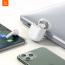 McDodo HP‑788 trådlösa Bluetooth‑hörlurar, vit