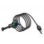McDodo CA‑5951 Razer Gamingkabel, Lightning, 2.4A, 1.8m