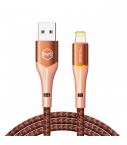 McDodo CA-7845 Magnificence Lightning-kabel, 2.4A, 1.8m, orange