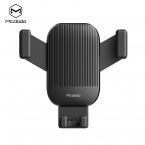 McDodo universal mobilhållare för ventilationsgaller, svart