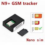 N+ GSM-bugg för avlyssning med GPS-spårning, 450mAh