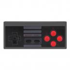 NES Mini Classic Edition trådlös Turbo-kontroll