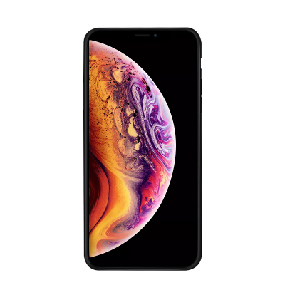NXE Hybrid TPU skal med motiv, 9H, iPhone XS Max, dragon & heart