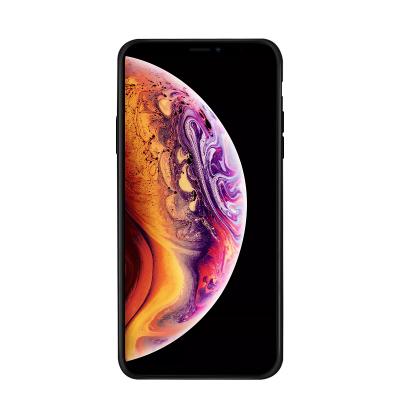 NXE Hybrid TPU skal med motiv, 9H, iPhone XS Max, angry dragon