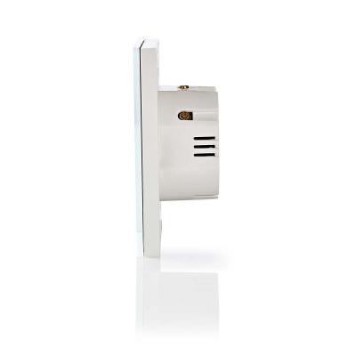 Nedis Smart väggkontakt, WiFi ‑ Styrenhet för ridå, slutare, sol