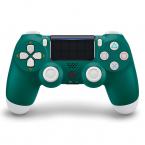 PS4 DualShock 4 Bluetooth trådlös handkontroll, alpingrön