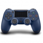 PS4 trådlös handkontroll, blå