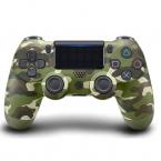 PS4 DualShock 4 Bluetooth trådlös handkontroll, camo grön