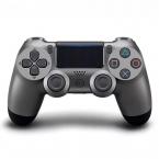 PS4 trådlös handkontroll, metall svart