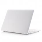 Quicksand-skal till Macbook 12, vit
