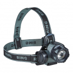 RING Pannlampa, 50 lm, inkl. 3xAAA