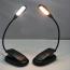 Flexibel läslampa med justerbart ljus