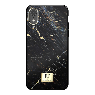 Richmond & Finch skal, iPhone X/XS, Black Marble