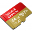 SanDisk Extreme microSDXC 160MB/s A2, 64GB