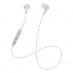 STREETZ Trådlösa In Ear-hörlurar med mikrofon, vit