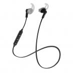 STREETZ Trådlösa Stay-In-Ear hörlurar med mikrofon, svart