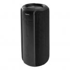 STREETZ vattentålig Bluetooth-högtalare, 3.5mm, TWS, 20W, svart